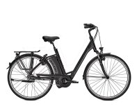 Raleigh Dover Impulse 8 HS 8G 14,5Ah 36V Wave 28 black matt