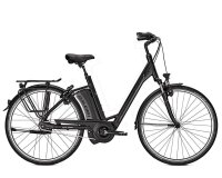 Raleigh Dover Impulse 8 HS 8G 17Ah 36V Wave 28 black matt