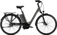 Raleigh Boston R Premium 8G 17,5Ah 36V Wave 28 irongrey matt