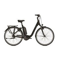 Raleigh Kingston R 8G 13,4Ah 36V Wave 28 black matt