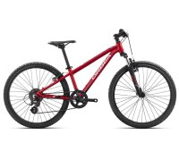 Orbea MX 24 XC red white