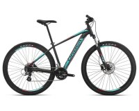 Orbea MX 50 29 black turquoise red
